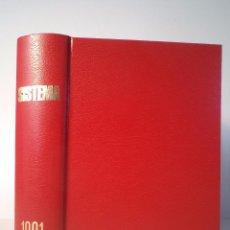 Libros de segunda mano: SISTEMA. REVISTA DE CIENCIAS SOCIALES. 1991. COMPRENDE DE LOS NÚMEROS 100 AL 104-105.. Lote 49040155