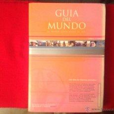 Libros de segunda mano: GUÍA DEL MUNDO, EL MUNDO VISTO DESDE EL SUR, 2001-2002, . Lote 50154507