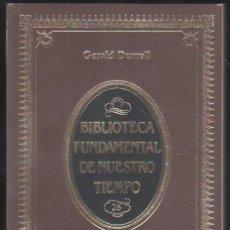 Libros de segunda mano: ATRAPAME ESE MONO - GERALD DURRELL *. Lote 50457391