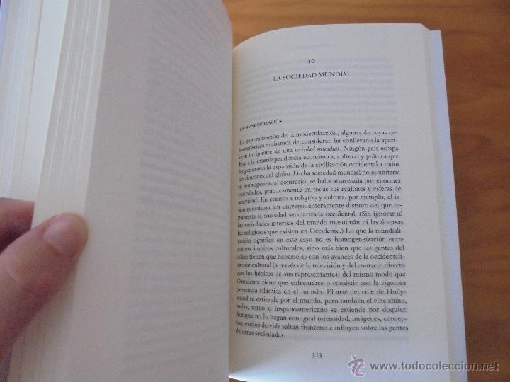 Libros de segunda mano: SOCIOLOGIA. SALVADOR GINER. ED, PENINSULA. - Foto 17 - 50600263