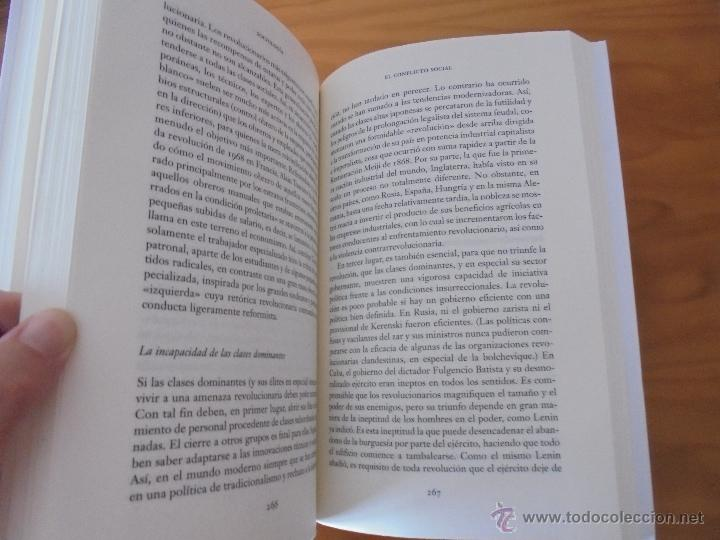Libros de segunda mano: SOCIOLOGIA. SALVADOR GINER. ED, PENINSULA. - Foto 18 - 50600263