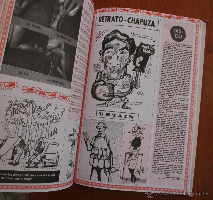 Libros de segunda mano: LA CODORNIZ LA REVISTA MAS AUDAZ PARA EL LECTOR MAS INTELIGENTE ANTOLOGIA 1941-1978 - Foto 11 - 53537494