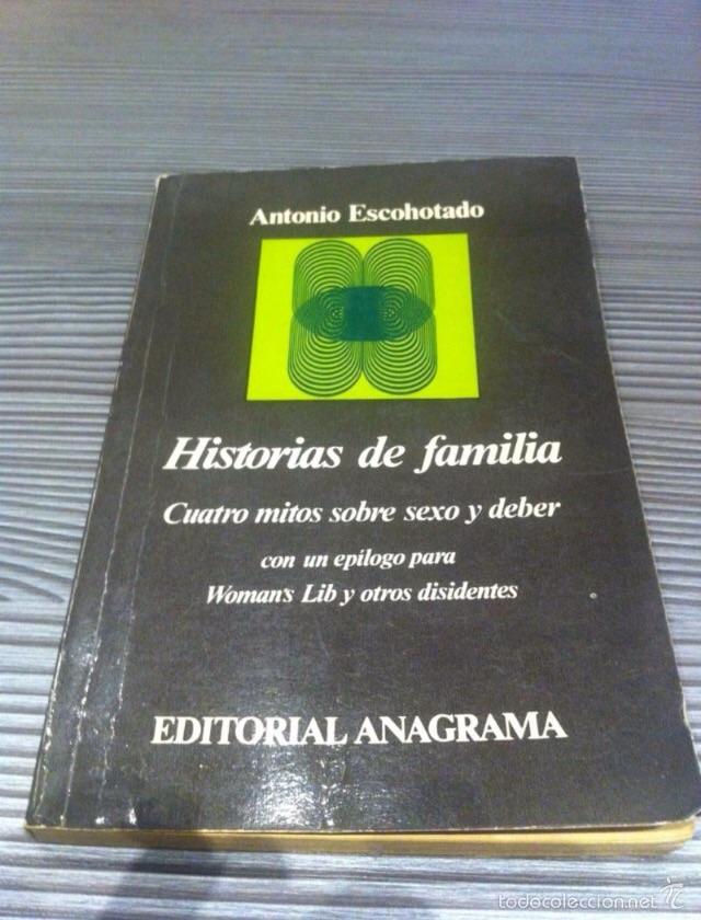 HISTORIAS DE FAMILIA (Libros de Segunda Mano - Pensamiento - Sociología)