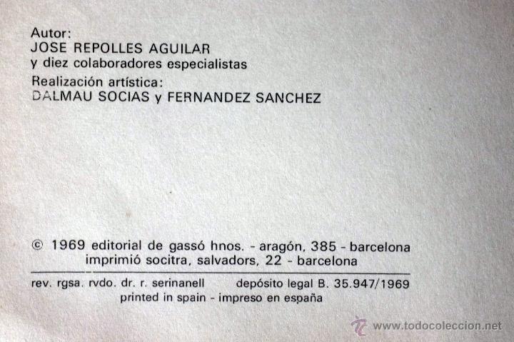 Libros de segunda mano: El Amor en los Tiempos Primitivos. José Repollés Aguilar - Foto 2 - 54223623