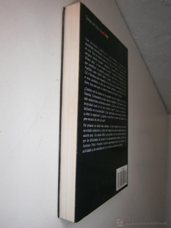 Libros de segunda mano: LOS NUEVOS SEÑORES FEUDALES ANTONIO PEREZ HENARES TH 1 edicion 1994 - Foto 4 - 54540812
