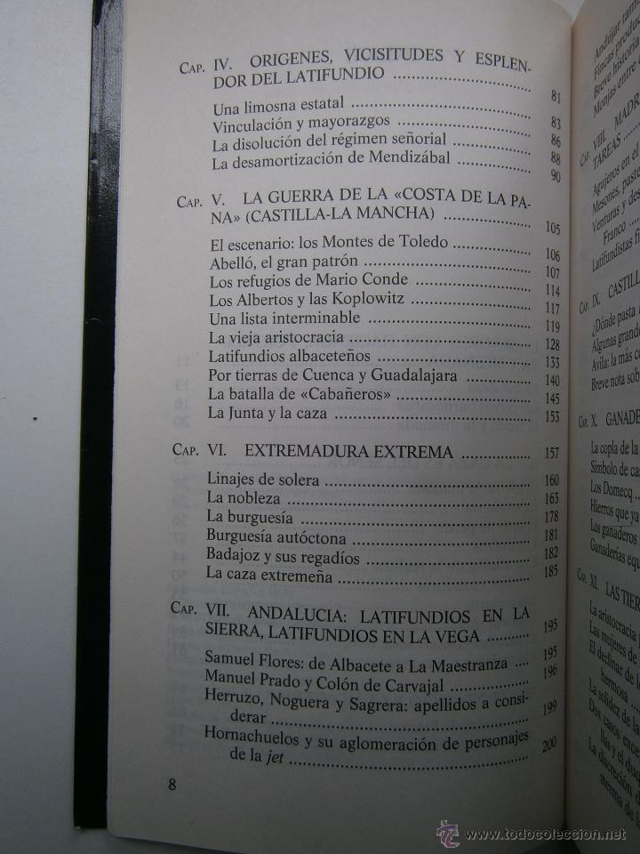 Libros de segunda mano: LOS NUEVOS SEÑORES FEUDALES ANTONIO PEREZ HENARES TH 1 edicion 1994 - Foto 9 - 54540812
