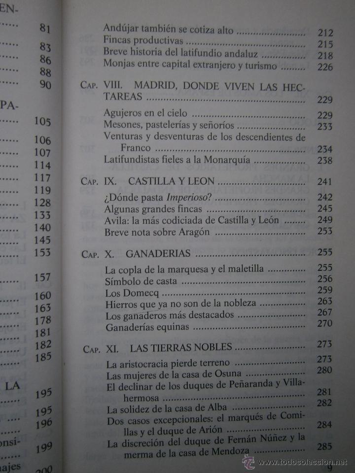 Libros de segunda mano: LOS NUEVOS SEÑORES FEUDALES ANTONIO PEREZ HENARES TH 1 edicion 1994 - Foto 10 - 54540812