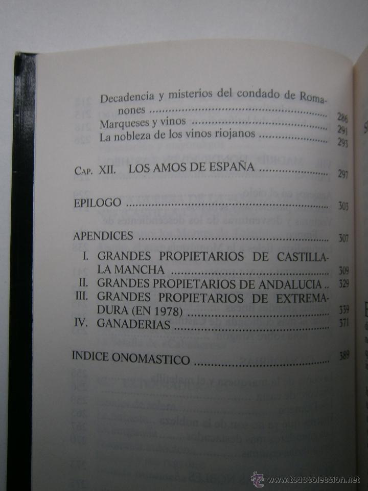 Libros de segunda mano: LOS NUEVOS SEÑORES FEUDALES ANTONIO PEREZ HENARES TH 1 edicion 1994 - Foto 11 - 54540812