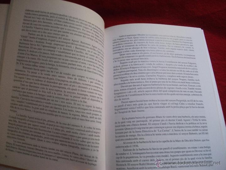 Libros de segunda mano: SOCIOLOGIA URBANA OLOT ELS ANYS VINT I TRENTA DE ENRIC MUT I REMOLA 1991 - Foto 2 - 54745144