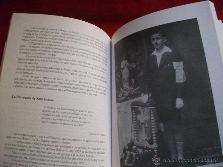 Libros de segunda mano: SOCIOLOGIA URBANA OLOT ELS ANYS VINT I TRENTA DE ENRIC MUT I REMOLA 1991 - Foto 3 - 54745144