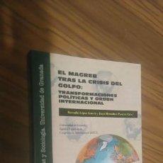 Libros de segunda mano: EL MAGREB TRAS LA CRISIS DEL GOLFO: BERNADÉ LÓPEZ GARCÍA, JUAN MONTABES. BUEN ESTADO. RARO. Lote 55937964