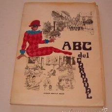 Libros de segunda mano: ANTONIO BARCELO MAZÓN. ABC DEL CARNAVAL. RM74328. . Lote 56527273