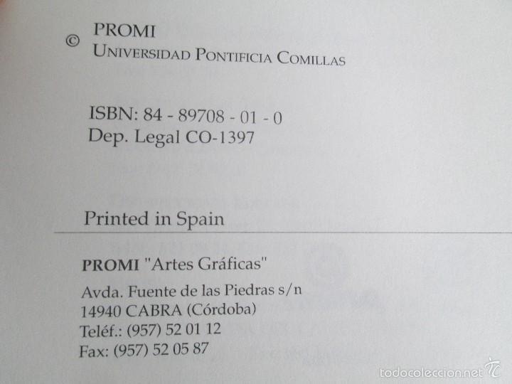 Libros de segunda mano: LA ETICA ANTE EL TRABAJO DEL DEFICIENTE MENTAL. MATRIMONIO Y DEFICIENCIA MENTAL. 2 LIBROS - Foto 8 - 57256113