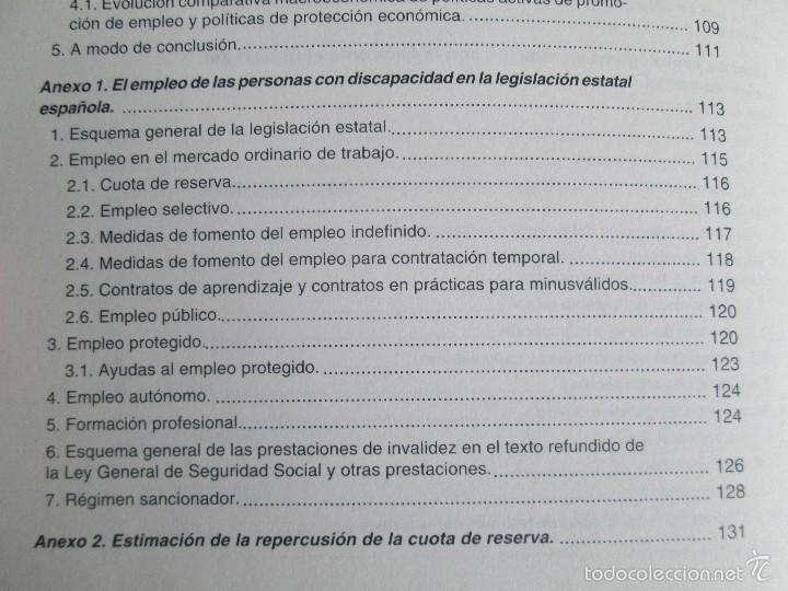 Libros de segunda mano: LA ETICA ANTE EL TRABAJO DEL DEFICIENTE MENTAL. MATRIMONIO Y DEFICIENCIA MENTAL. 2 LIBROS - Foto 12 - 57256113