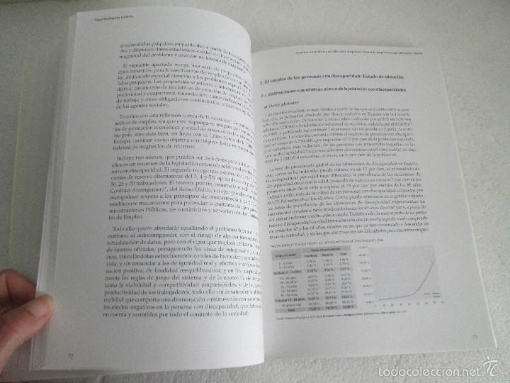 Libros de segunda mano: LA ETICA ANTE EL TRABAJO DEL DEFICIENTE MENTAL. MATRIMONIO Y DEFICIENCIA MENTAL. 2 LIBROS - Foto 17 - 57256113