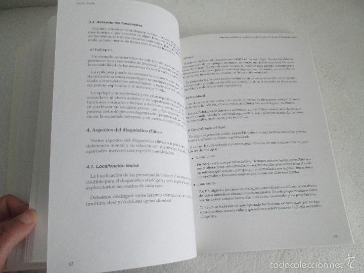 Libros de segunda mano: LA ETICA ANTE EL TRABAJO DEL DEFICIENTE MENTAL. MATRIMONIO Y DEFICIENCIA MENTAL. 2 LIBROS - Foto 18 - 57256113