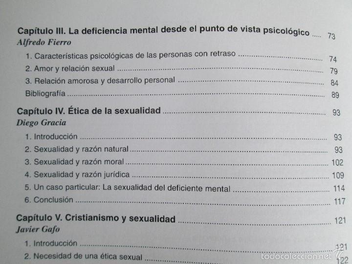 Libros de segunda mano: LA ETICA ANTE EL TRABAJO DEL DEFICIENTE MENTAL. MATRIMONIO Y DEFICIENCIA MENTAL. 2 LIBROS - Foto 26 - 57256113