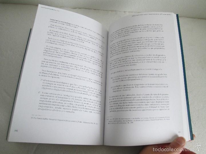 Libros de segunda mano: LA ETICA ANTE EL TRABAJO DEL DEFICIENTE MENTAL. MATRIMONIO Y DEFICIENCIA MENTAL. 2 LIBROS - Foto 36 - 57256113