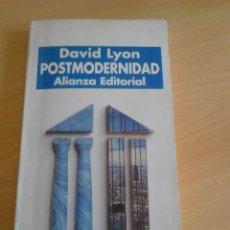 Libros de segunda mano: POSTMODERNIDAD. Lote 57549197