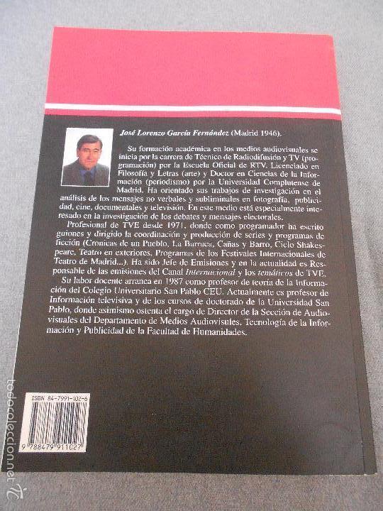 Libros de segunda mano: COMUNICACION NO VERBAL, PERIODISMO Y MEDIOS AUDIOVISUALES - Foto 8 - 57755605