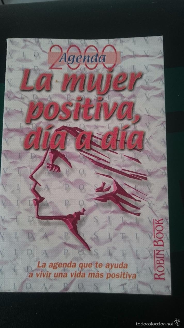 AGENDA 2000 -- LA MUJER POSITIVA DIA A DIA -REFM1E2 (Libros de Segunda Mano - Pensamiento - Sociología)