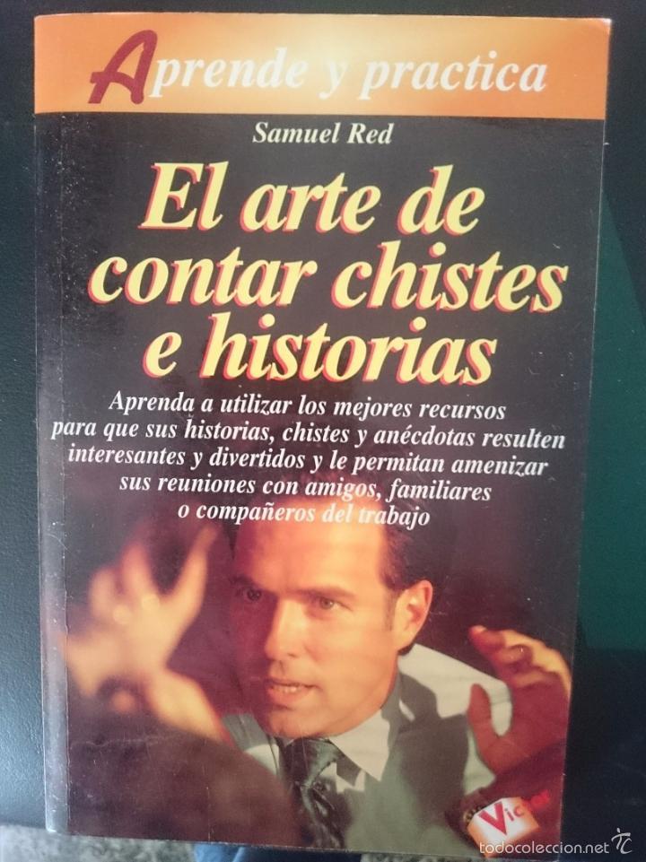 EL ARTE DE CONTAR CHISTES E HISTORIAS (Libros de Segunda Mano - Pensamiento - Sociología)