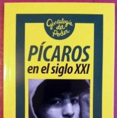 Libros de segunda mano: ELISABETH KELLENBERGER . PÍCAROS EN EL SIGLO XXI . LA PIQUETA. Lote 60652127