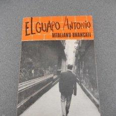 Libros de segunda mano: EL GUAPO ANTONIO. Lote 60799235