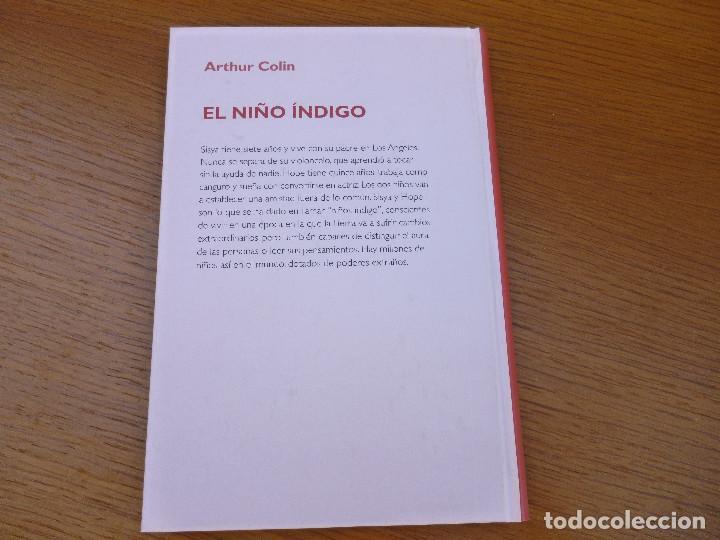 Libros de segunda mano: EL NIÑO INDIGO Arthur Colin Ficción moderna PRIMERA EDICION 2007 - Foto 2 - 61588968