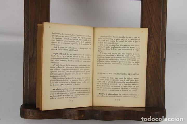 Libros de segunda mano: 5208- SAN ANTONIO MARIA CLARET. IMP. LA HORMIGA DE ORO. 4 TITULOS. 1951. - Foto 3 - 45307178