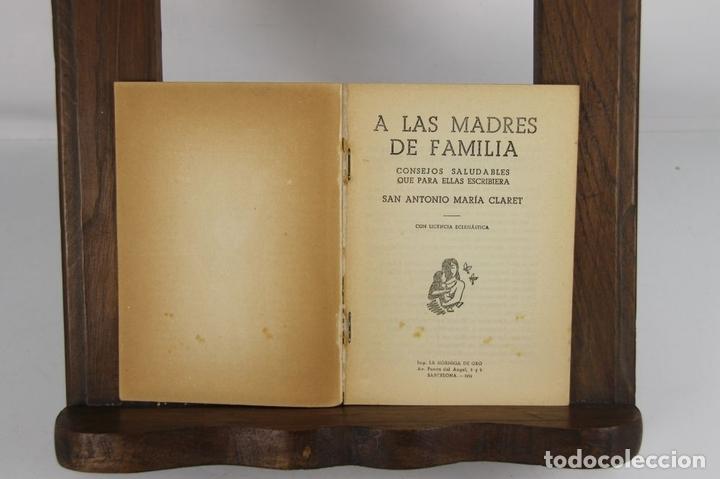 Libros de segunda mano: 5208- SAN ANTONIO MARIA CLARET. IMP. LA HORMIGA DE ORO. 4 TITULOS. 1951. - Foto 4 - 45307178