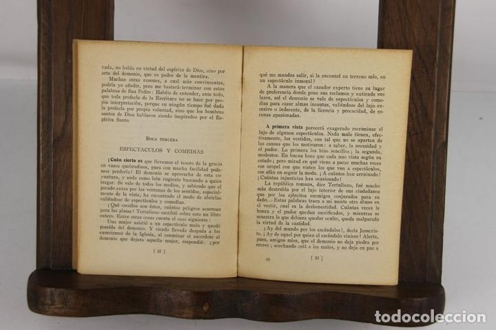 Libros de segunda mano: 5208- SAN ANTONIO MARIA CLARET. IMP. LA HORMIGA DE ORO. 4 TITULOS. 1951. - Foto 5 - 45307178