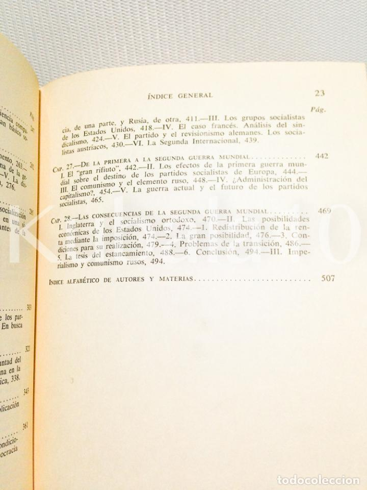 Libros de segunda mano: CAPITALISMO, SOCIALISMO Y DEMOCRACIA ·· JOSEPH A. SCHUMPETER ·· ED. AGUILAR - Foto 5 - 68129025