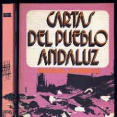 Libros de segunda mano: BARRIOS, MANUEL. CARTAS DEL PUEBLO ANDALUZ. 1973.. Lote 72199307