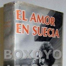 Libros de segunda mano - SCIARA, Sandro. El amor en Suecia - 73625407