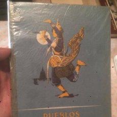 Libros de segunda mano: PUEBLOS Y LEYENDAS EDITORIAL TEIDE BARCELONA 1963. Lote 73847859