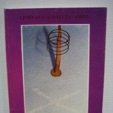 Libros de segunda mano: I JORNADAS ANDALUZAS. CÓRDOBA 1993. Lote 74880775