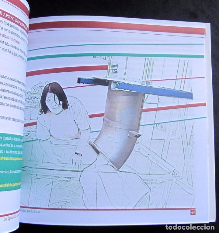 Libros de segunda mano: LA IGUALDAD DE TRATO EN EL EMPLEO - GUIA PRÁCTICA - Foto 4 - 75666871