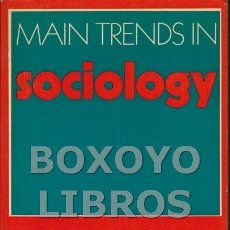 Second hand books - LAZARSFELD, F.P. Main Trends in Sociology (Main trends in the social sciences, 1) - 79687781