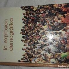 Libros de segunda mano: BIBLIOTECA SALVAT DE GRANDES TEMAS. TOMO 15. LA EXPLOSION DEMOGRAFICA.. Lote 80889123