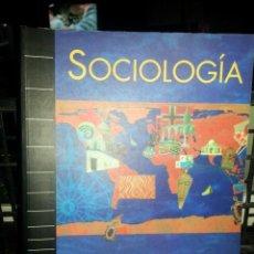 Libros de segunda mano: LIBRO Nº 809 SOCIOLOGIA JOHN J MACIONIS KEN PLUMMER. Lote 192391333