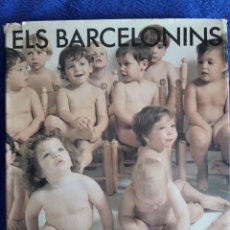 Libros de segunda mano: ELS BARCELONINS / ANNA I TERENCI MOIX / EDICIONS 62 / 1ª EDICIÓN 1988. Lote 84592588
