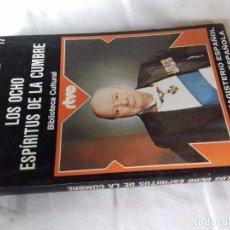 Libros de segunda mano: LOS OCHO ESPÍRITUS DE LA CUMBRE-PABLO J. DE IRAZAZABAL-EDITORIAL PRENSA ESPAÑOLA-1975. Lote 89601440