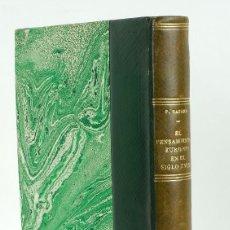 Libros de segunda mano: EL PENSAMIENTO EUROPEO EN EL SIGLO XVIII-PAUL HAZARD-REVISTA DE OCCIDENTE, MADRID 1946. Lote 89669464