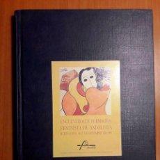 Libros de segunda mano: ENCUENTROS DE FORMACIÓN FEMINISTA DE ANDALUCÍA. BAEZA 1995. Lote 90705895