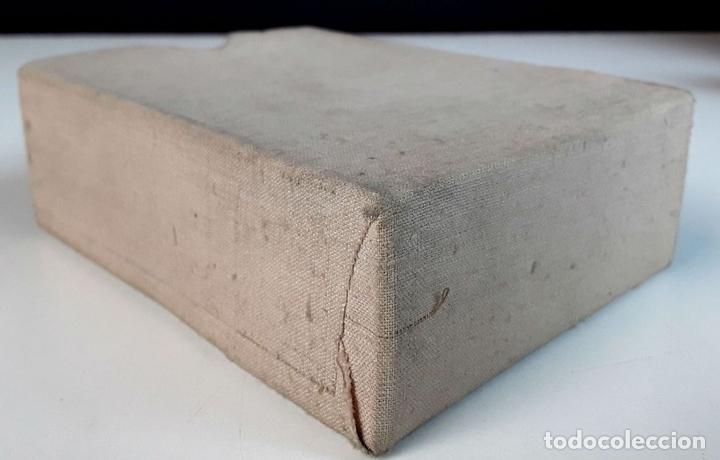 Libros de segunda mano: LIBRO DE MOTES DE DAMAS Y CABALLEROS. VALENCIA 1535. EDICIÓ FACSÍMÍL. EDICIONS TORCULUM. 1951. - Foto 5 - 90972585