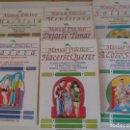 Libros de segunda mano: LOTE MANUALES PASOTA HUMOR EDICOMUNICACION1990. Lote 91298450