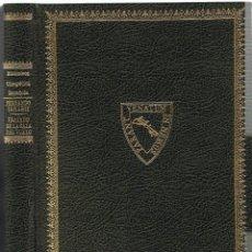 Libros de segunda mano: TRATADO DE LA CAZA DEL VUELO. CON TRES APÉNDICES ESTUDIO PRELIMINAR Y NOTAS DE JESÚS E. CASARIEGO.. Lote 94991411