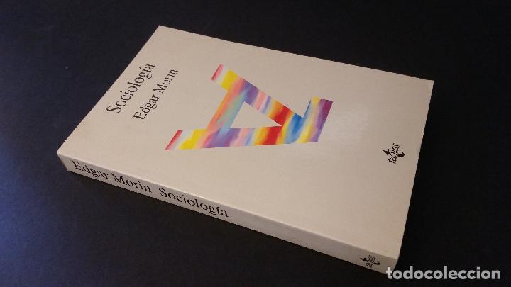 1995 - EDGAR MORIN - SOCIOLOGÍA (Libros de Segunda Mano - Pensamiento - Sociología)