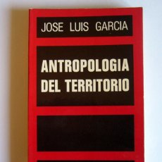 Libros de segunda mano: ANTROPOLOGIA DEL TERRITORIO - VILLANUEVA DE OSCOS / BUSTIELLO. (ASTURIAS) - JOSE LUIS GARCIA GARCIA. Lote 98663979